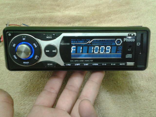 Radio philco usb