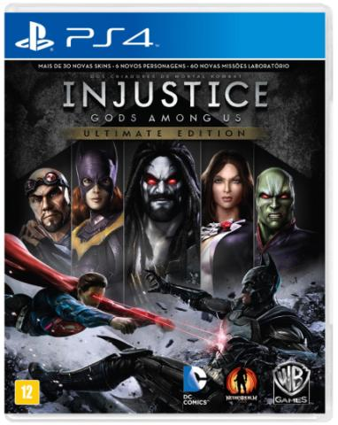 Injustice Ultimate Edition - PS4