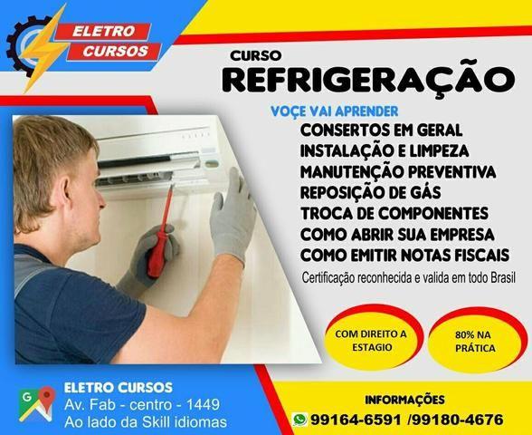 Cursos de refrigeração