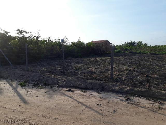 Vendo terreno no Mojuí dos campos