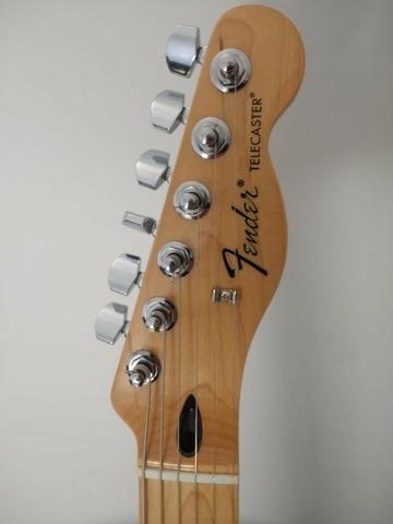 Fender Telecaster Sunburst Mex