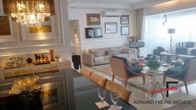 Excelente apartamento, mobiliado, com 3 suítes, na Rua Ana Bilhar - Foto 7
