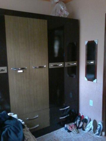 Qr. 121 casa de 2 quartos com armários na cozinha na laje , com habite-se - Foto 8