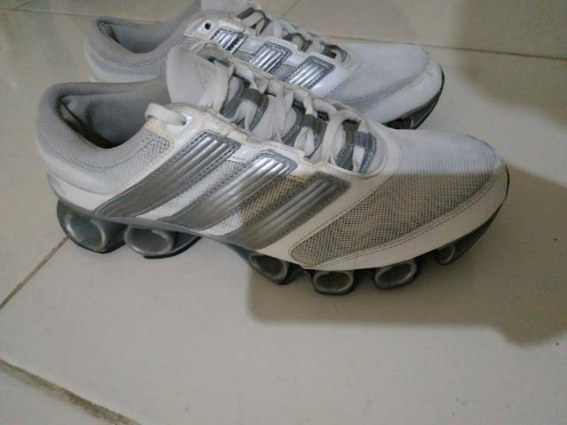 d85d85bf0bb Tenis Adidas Bounce Branco 41 original - Roupas e calçados - São ...