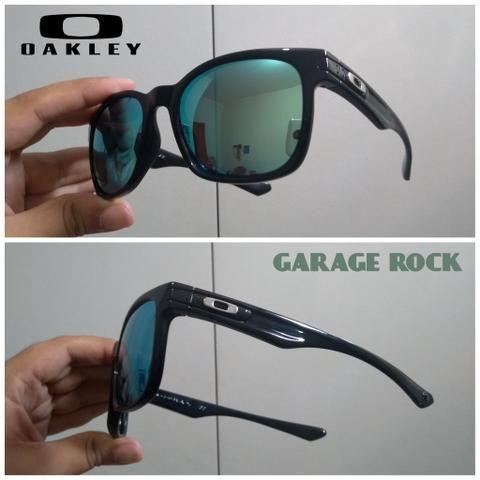 1b4b9091ce4c8 Óculos oakley garage rock premium - Bijouterias