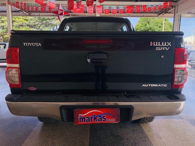Toyota Hilux SRV Automática - Foto 5