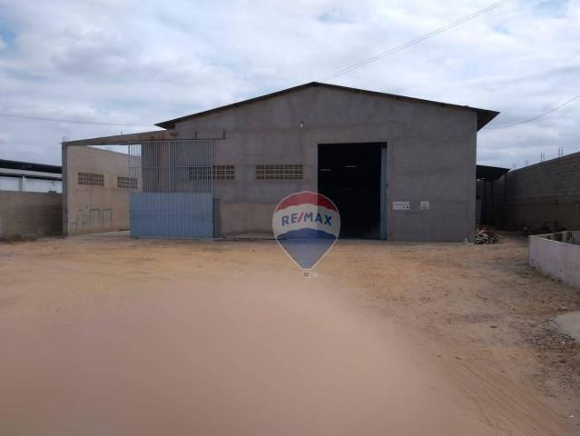 Galpao no distrito industrial 500 mt   2.500, aluguel - Foto 5