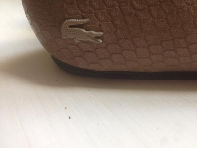 c4b2506ba55 Sapatilha original Lacoste 37 - Roupas e calçados - Centro ...