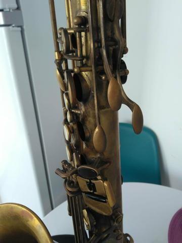 Sax Tenor Júpiter 789 787 com case e boquilha - Foto 4