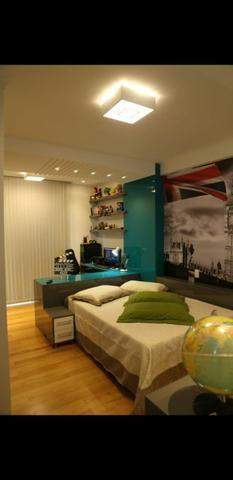 Apartamento com 3 suítes, 3 áreas externas e 3 vagas de garagem - Foto 8