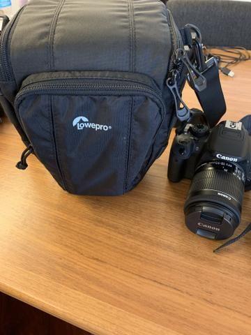 Canon EOS 700D - Foto 2