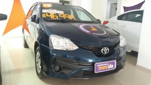 Toyota Etios Xs 1.5 2018
