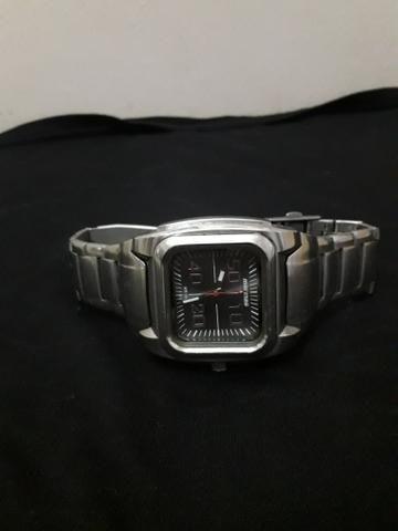Relógio Mormaii Analógico de aço modelo 2035 Zi