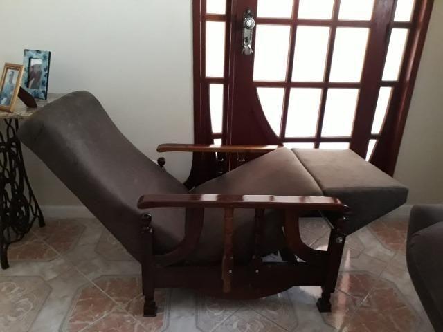 Cadeira/Poltrona Retrátil para descanso conforto