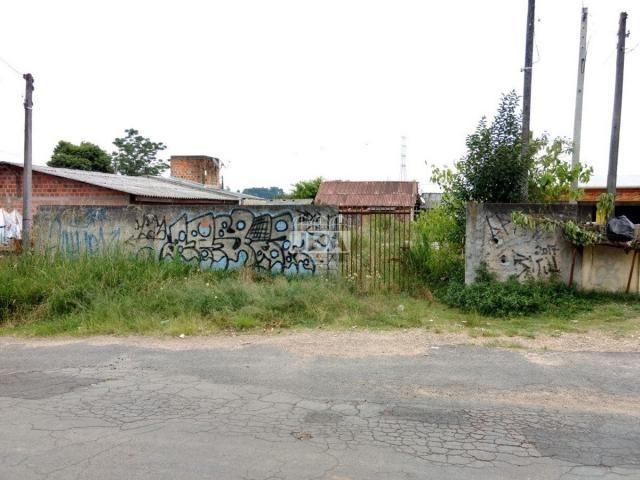 Terreno à venda em Borda do campo, São josé dos pinhais cod:11546.001