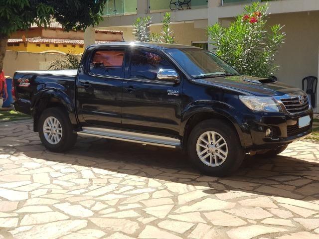 Toyota Hilux SRV 13/13 - Completa - Diesel - Automática