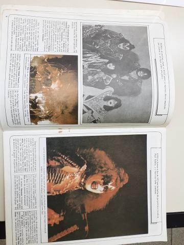 Revista banda kiss - Foto 2