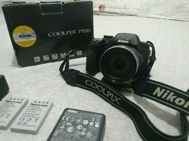 Nikon p520 - Foto 2