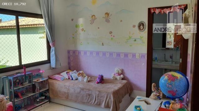 Casa em condomínio para venda em salvador, patamares, 3 dormitórios, 3 suítes, 2 banheiros - Foto 16