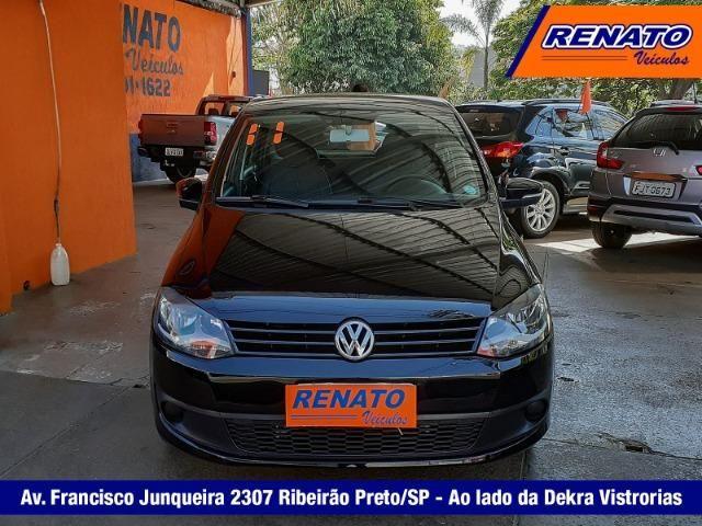 VW Fox 1.0 MI - 2011 Parece Novo Completo - Foto 2