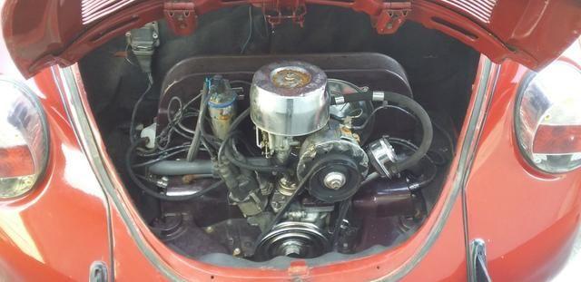 Fusca 1977 motor 1.600 - Foto 8