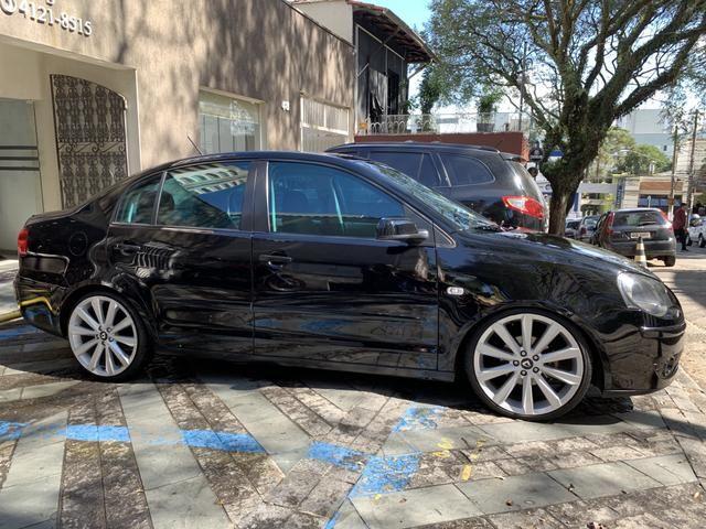 Polo 08/09 1.6 completo TURBO LEGALIZADO TROCO POR BMW 330i E46 MOTOR SPORT - Foto 4