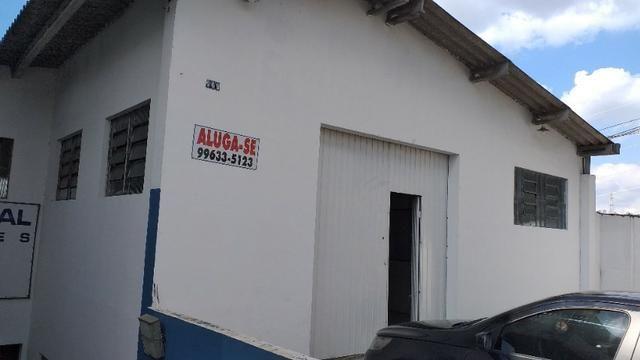 Aluguel Barracão