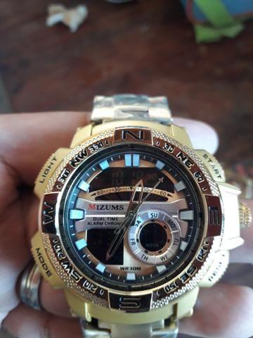 Relógio Original Mizums *Troco