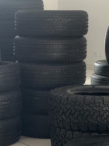 Tarde especial - pneus na oferta a partir de 115,00