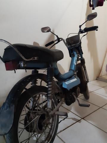 Motocicleta hábil e Velox