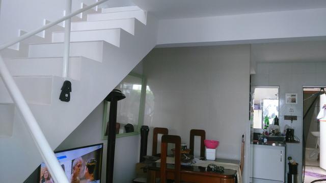 Casa duplex condomínio, junto shoping de modas - Foto 2