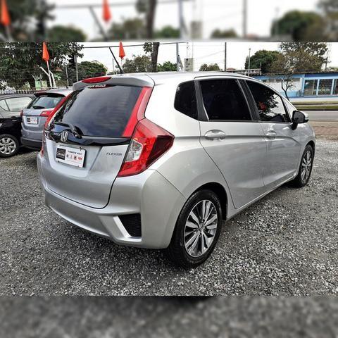 Honda Fit EX 1.5 - Completo com GNV 5ª Geração - Foto 4