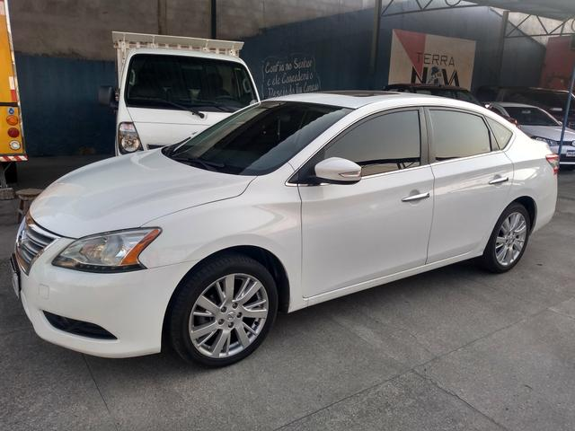 Nissan/Sentra 2.0 CVT, 2014/15, único dono