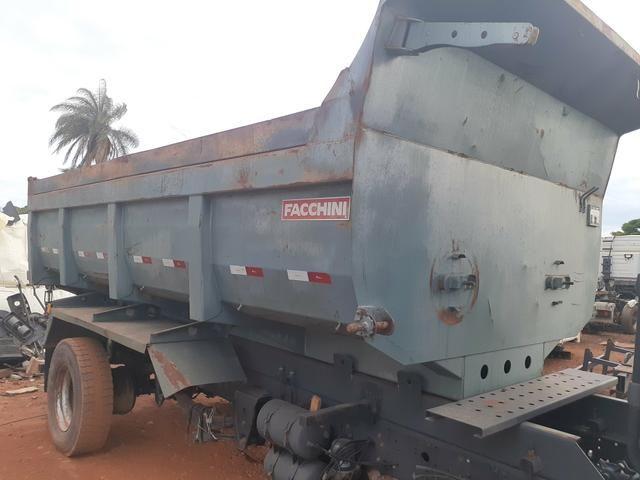 Caçamba meia cana truck - Foto 3