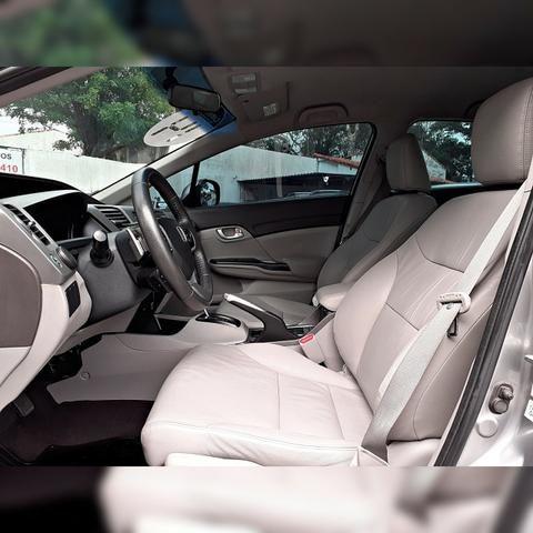 Honda Civic LXR Aut. - Completo - Muito novo! - Foto 8