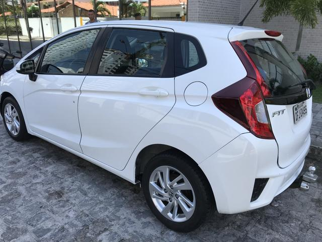 Honda Fit LX 1.4 2015 completo Único Dono - Foto 4