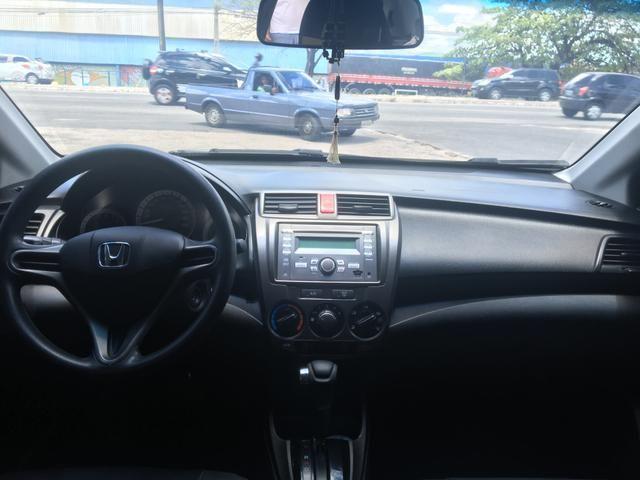 Honda City LX 1.5 Aut. 2012 Novo R$ 36.900,00 - Foto 9