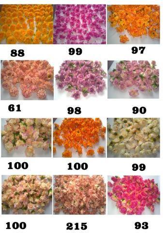 Painel de Flores Artificial 3,00 x 1,50 metros - Foto 3
