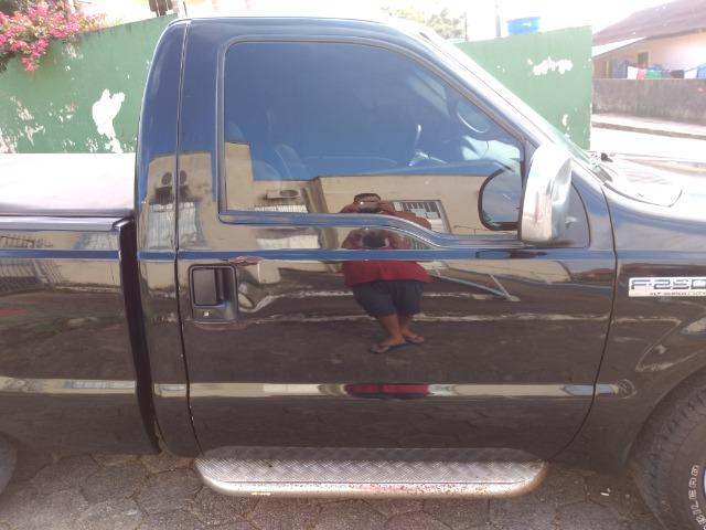 Ford F-250 xlt Super duty cabine simples - Foto 5