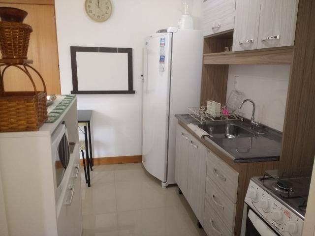 Apartamento 1 dormitório aluguel temporada em Tramandaí. wats - Foto 18