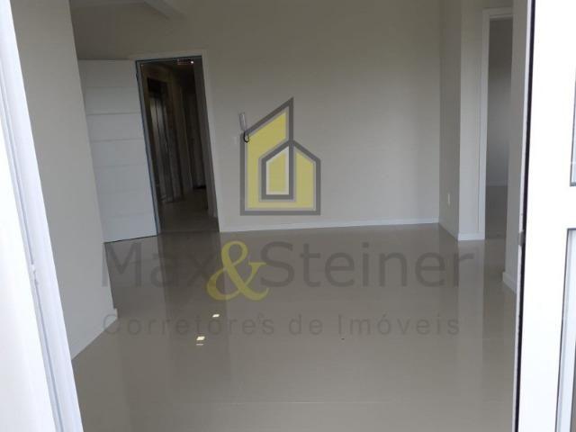 M*Floripa#Apartamento 2 dorms,aceita financiamento bancário. Área nobre - Foto 5