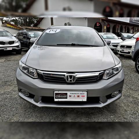 Honda Civic LXR Aut. - Completo - Muito novo! - Foto 2