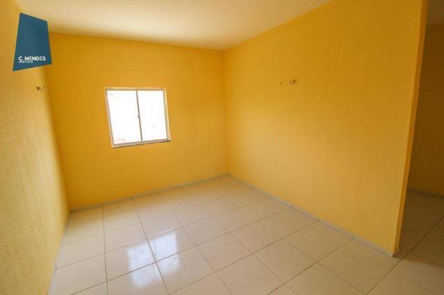 Apartamento para alugar, 55 m² por R$ 500,00/mês - Jangurussu - Fortaleza/CE - Foto 10