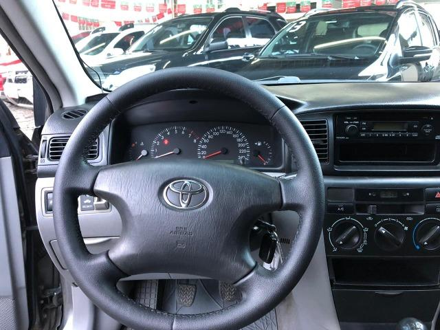 Toyota - Corolla Xei 1.8 2005 Completo - Foto 8