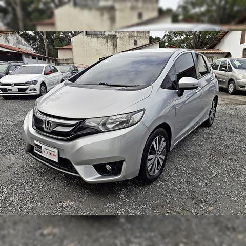 Honda Fit EX 1.5 - Completo com GNV 5ª Geração - Foto 3