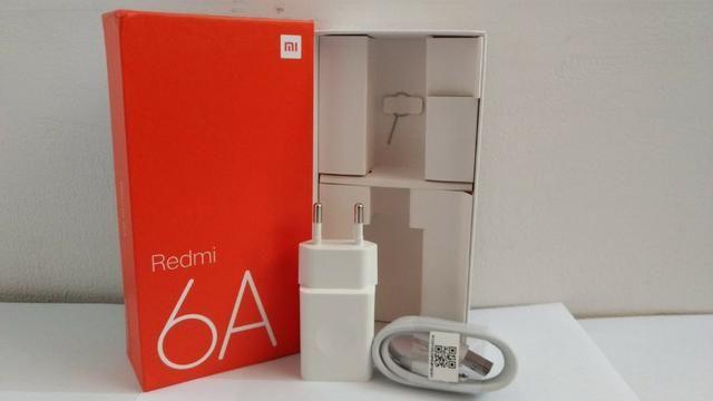 Smartphone Xiaomi Redmi 6a 16gb Global 2g Ram + Película - Foto 5