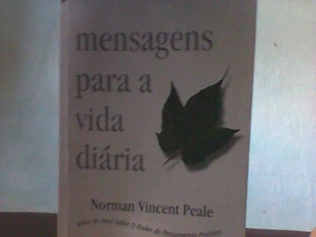 Mensagens Para a Vida Diária R$ 10,00