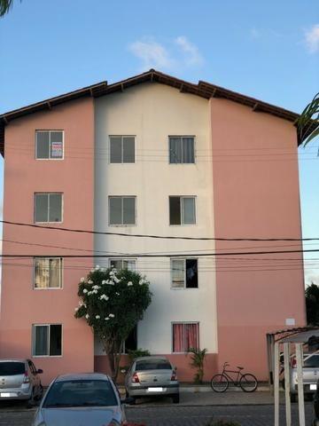 Vendo Apartamento no Cond. Vivendas Parnamirim com garagem coberta no 2º andar - Foto 9