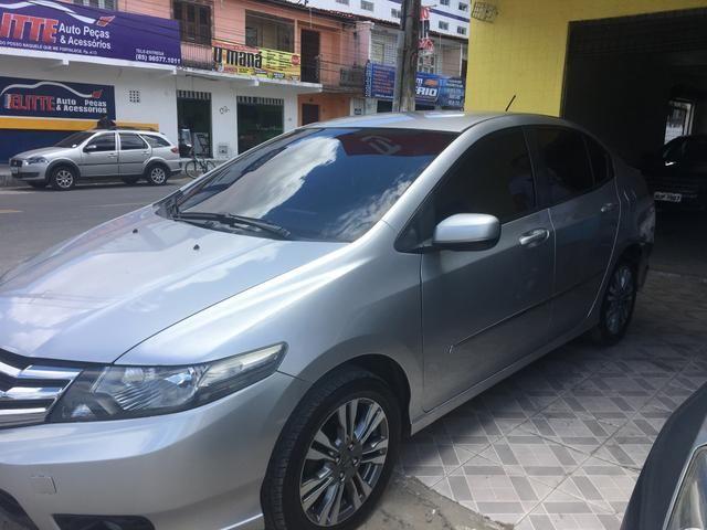 Honda City LX 1.5 Aut. 2012 Novo R$ 36.900,00 - Foto 3