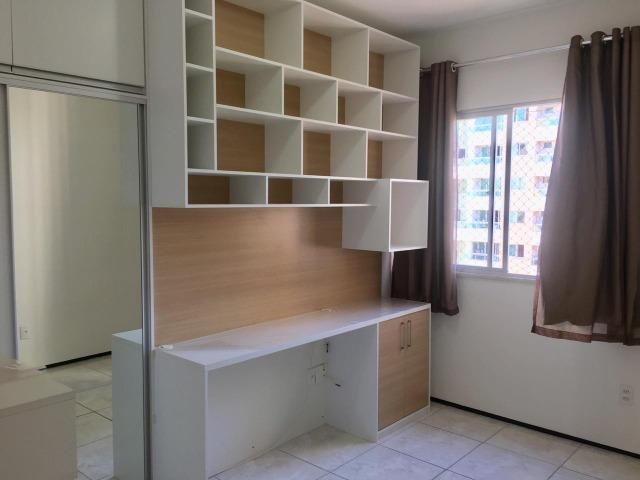 Apart. 100% projetado no Cocó, 101m², 3 quartos, 3 banheiros, DCE, Área de Serviço - Foto 6